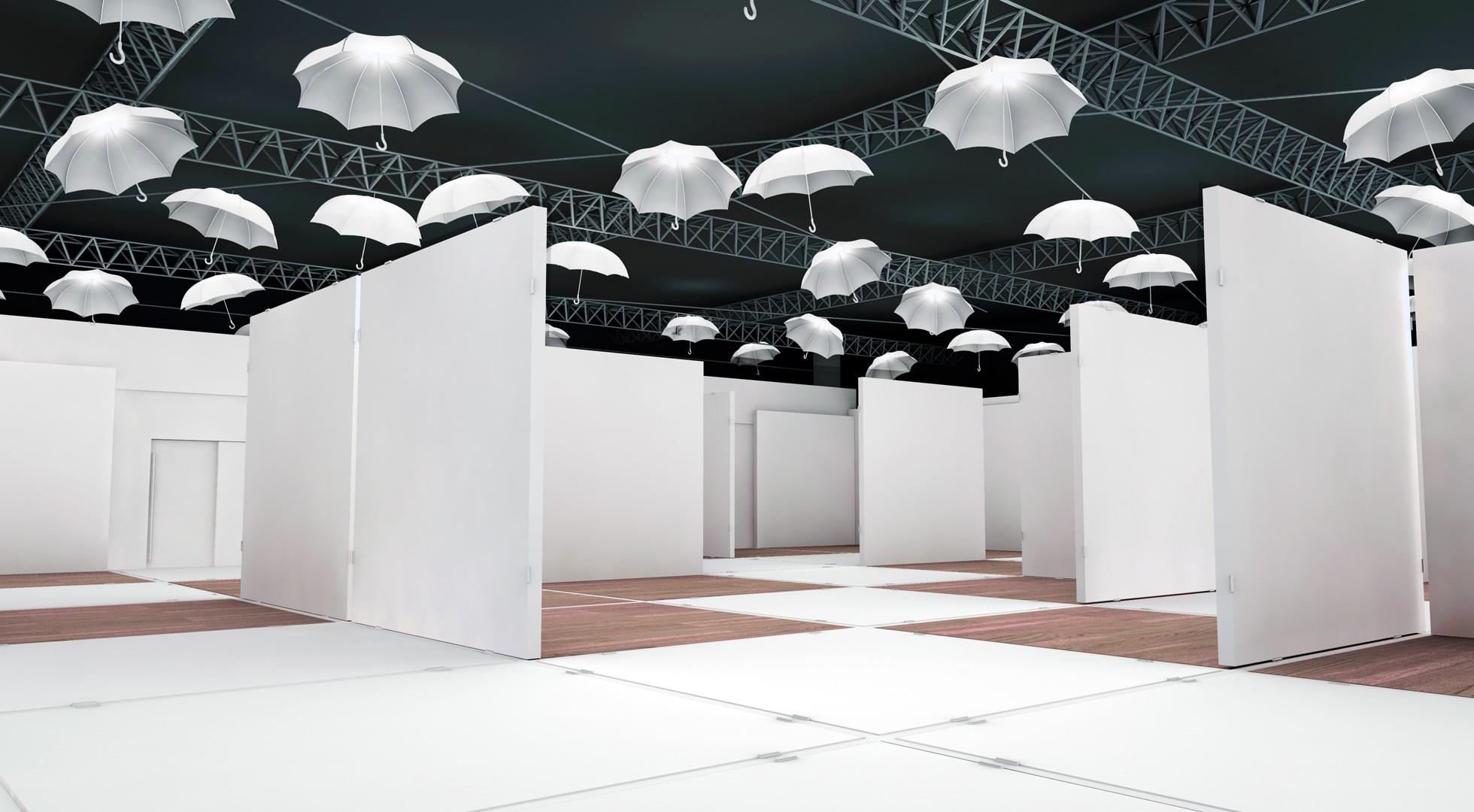 muzeum - sala ekspozycyjna