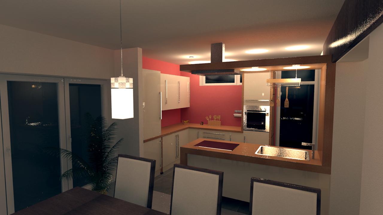 kuchnia nocą