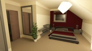 sypialnia widok 2